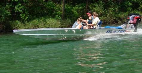 Blazer Sport Jet Boats | The Jet Doctor